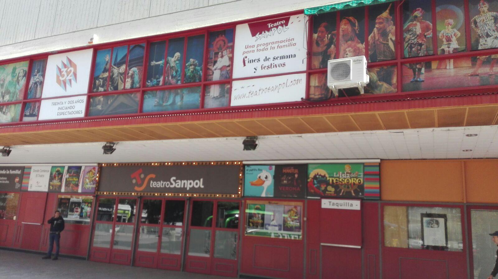 Teatro San Pol 4º de primaria 1