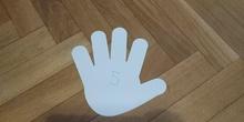 Tabla 5 con manos