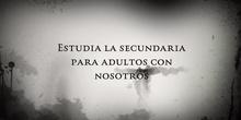 Estudia la Secundaria para adultos en el CEPA Sierra Norte