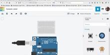 Arduino: apagado y encendido de un LED