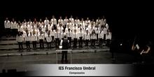 Acto de clausura del XIV Concurso de Coros Escolares de la Comunidad de Madrid 17