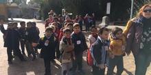 Excursión al zoo 5 años, 1º y 2º Luis Bello 11