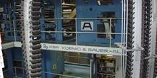 Cuerpos impresores de rotativa heat set