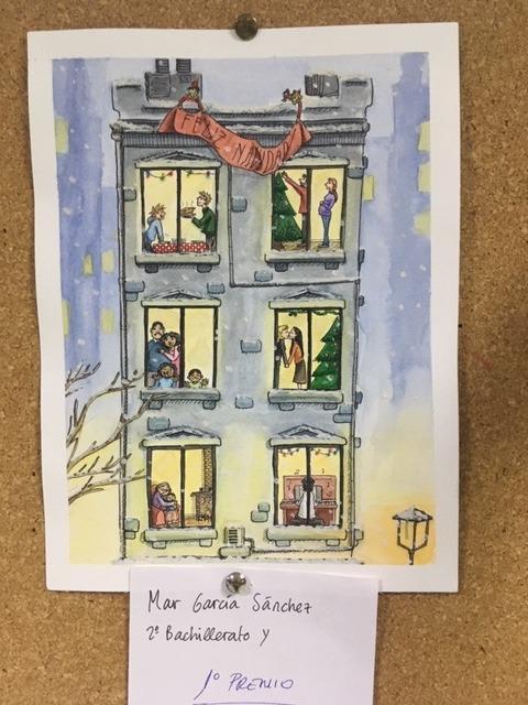 Tarjetas navideñas 2018 10