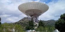 Estación espacial en Madrid