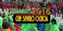CARNAVALES 2016. 3 Y 4 AÑOS