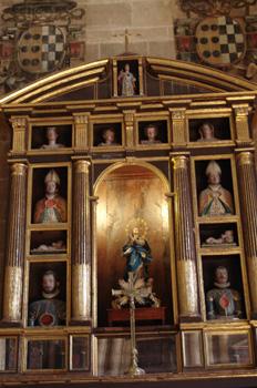 Retablo de la sacristía, Catedral de Jaén