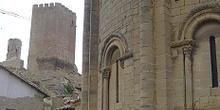 Detalle de la Cabecera, San Martín de Uncastillo, Zaragoza