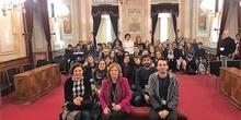 Erasmus+. Alcalá de Henares, abril 2019