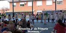 Navidad-Actuación 2º de Primaria
