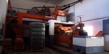 Máquinas de procesado de uva - Solana de los Barros, Badajoz