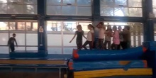 Actividad Gimnasia Deportiva - Preparación Voltereta