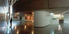 Sala del Centro Cultural de Tijuana, México