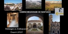 Camino Mozárabe III 2020
