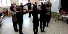 Danza Zemer Atik (Seminario de danza CEIP EL BUEN GOBERNADOR)