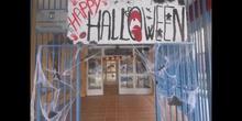 Concurso de escobas terroríficas-Halloween