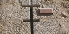 Detalle del Castillo del Manzanares, Manzanares El Real, Comunid
