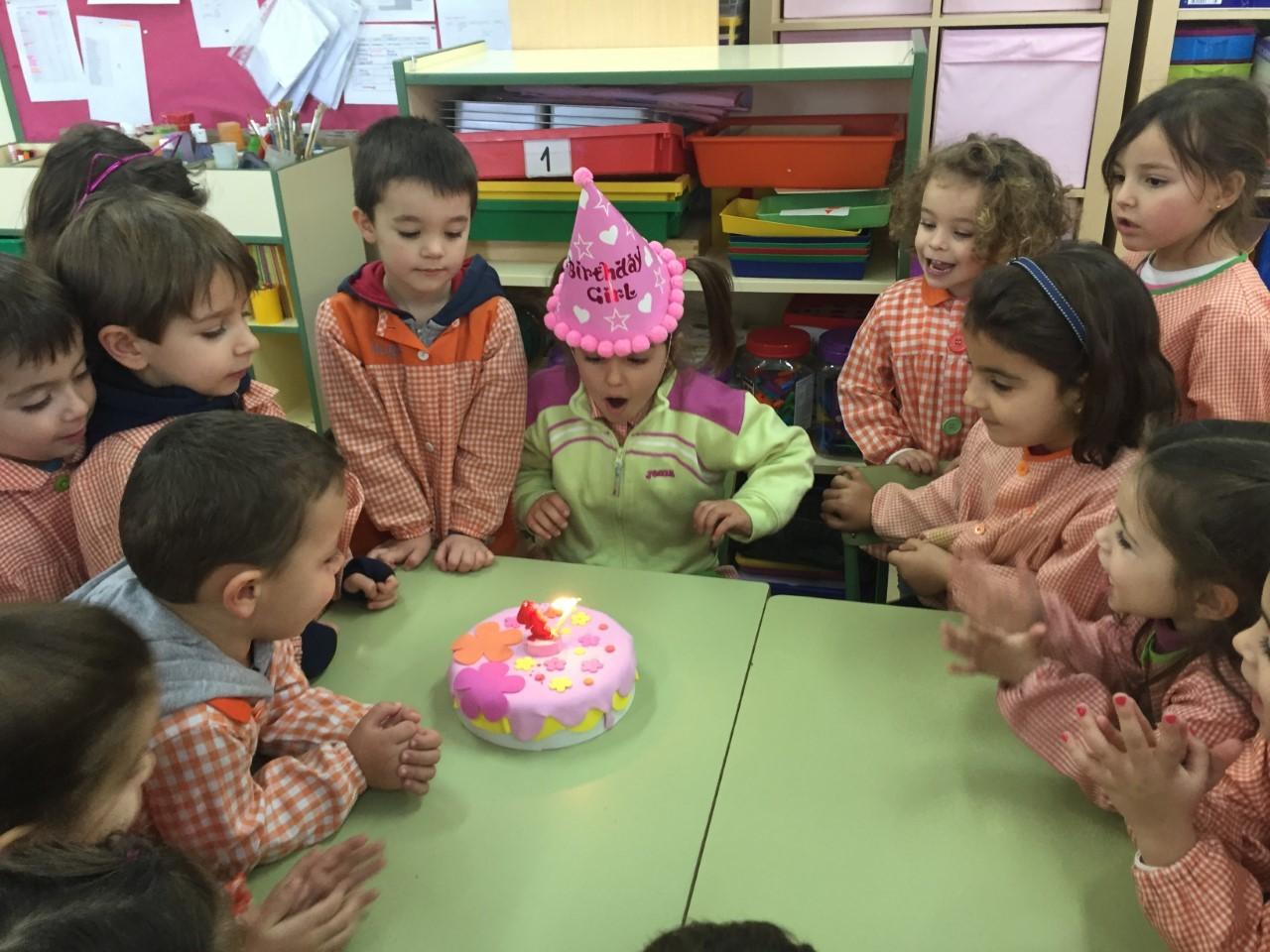 Cumpleaños Isabel 2