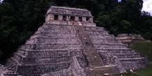 Templo de las Inscripciones, Palenque, México