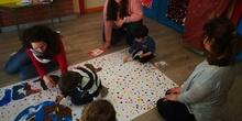 Taller Semana Cuitural, Infantil 3 años 3