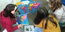 Juegos de Geografía - 3º de primaria
