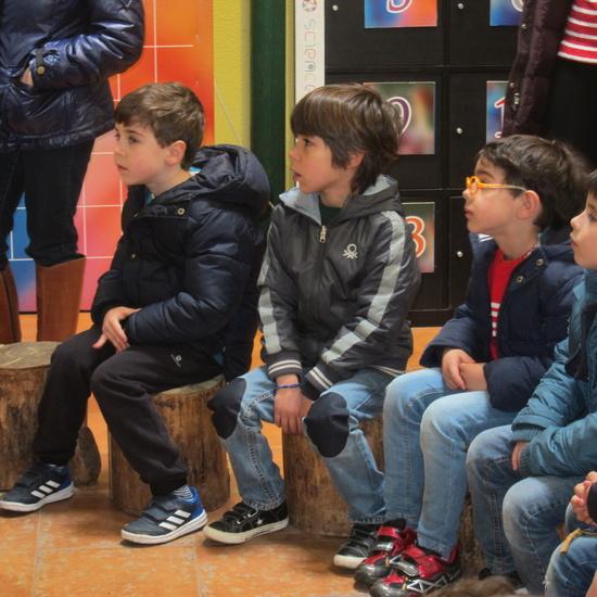 Granja Escuela Educación Infantil Curso 2017-18 6