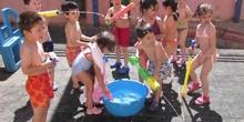 FIESTA DEL AGUA 2014 Educación Infantil