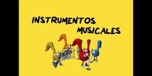 INFANTIL 4 AÑOS B - INSTRUMENTOS MUSICALES - FORMACIÓN