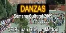 DANZAS PRIMARIA- Semana Cultural CEIP Juan Gris de Madrid
