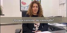 CONCEJALA DE IGUALDAD