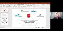 "Live Event curso ""Salud, higiene y prevención escolar"""