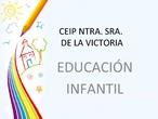 ETAPA DE INFANTIL EN NUESTRO COLE