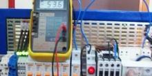 Diferencial de rearme automático en sistema de telecomuniciones