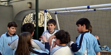 Jornadas Culturales 2018 Predeporte 5º y 6º EP 5