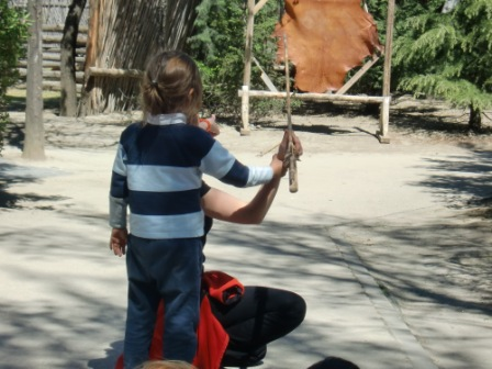Infantil 4 años en Arqueopinto 2ª parte 10