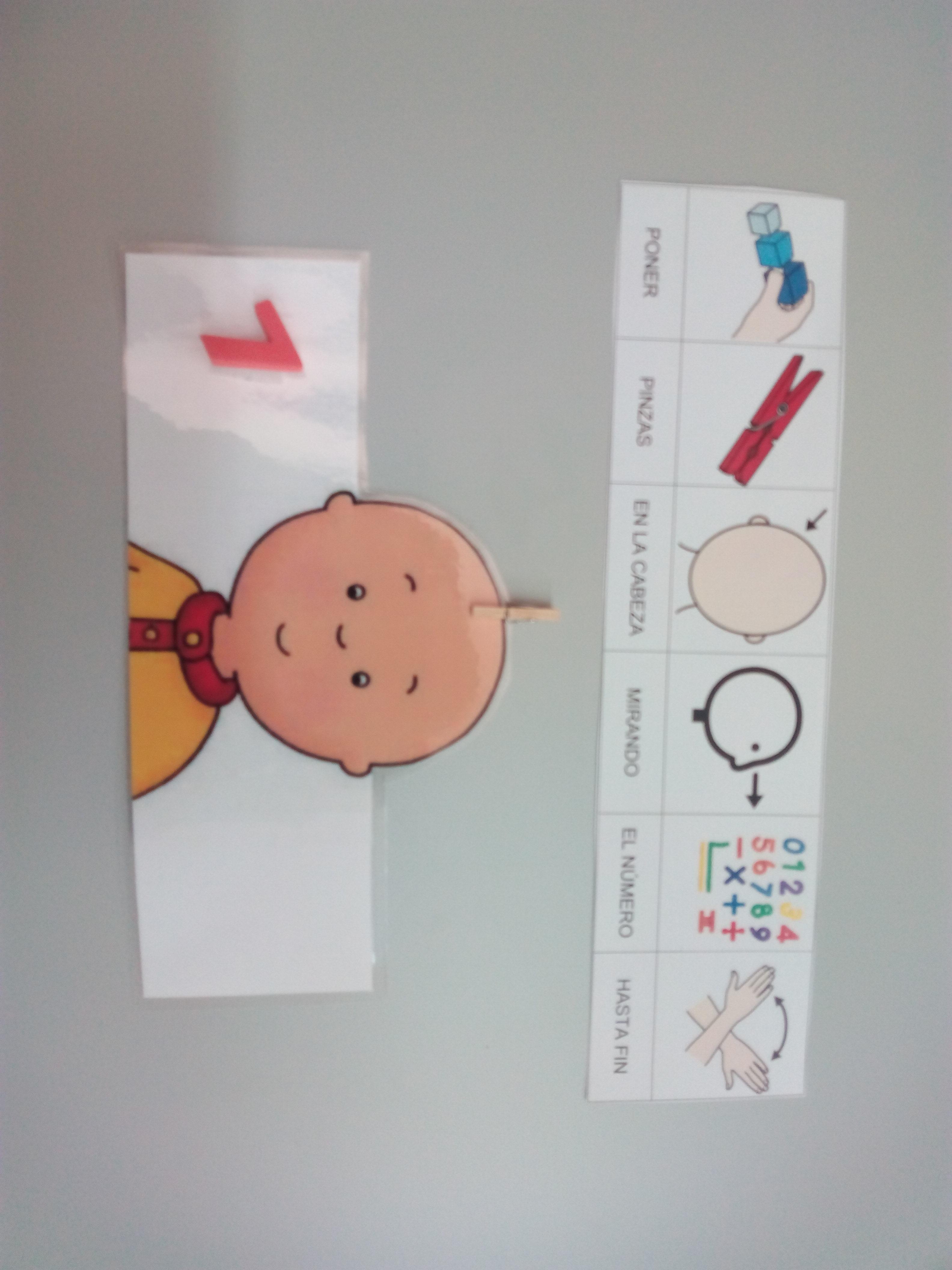 Seminario:material manipulativo para infantil y primaria adaptado a alumnos con T.E.A. 51