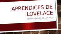 2019_05_06_Aprendices de Lovelace_Taller de Robótica_CEIP FDLR_Las Rozas