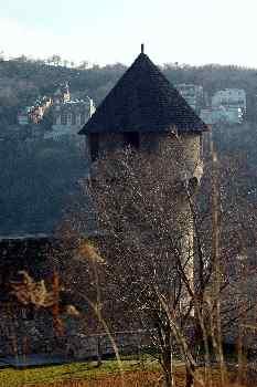 Torre Buzógany, Budapest, Hungría