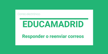 Correo Educamadrid IV