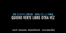 Verte libre otra vez - Miguel Hernández Alcorcón