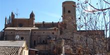 Vista exterior, Catedral de Huesca
