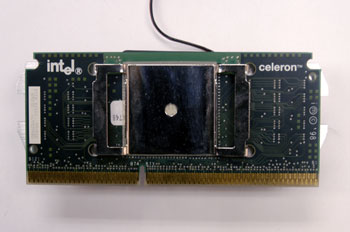 Microprocesador Celeron (slot 1)