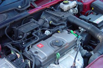 Motor de automóvil
