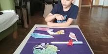 Peter y el origami