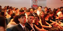 Graduación 2º bachillerato 2017-2018. IES María de Molina (Madrid) (1/2) 4