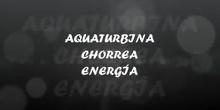 Experimento turbina agua - Aquaturbina