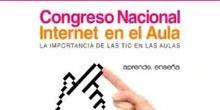 """""""Internet como recurso didáctico"""" por Dª.Mª Feliciana Lara Romero"""