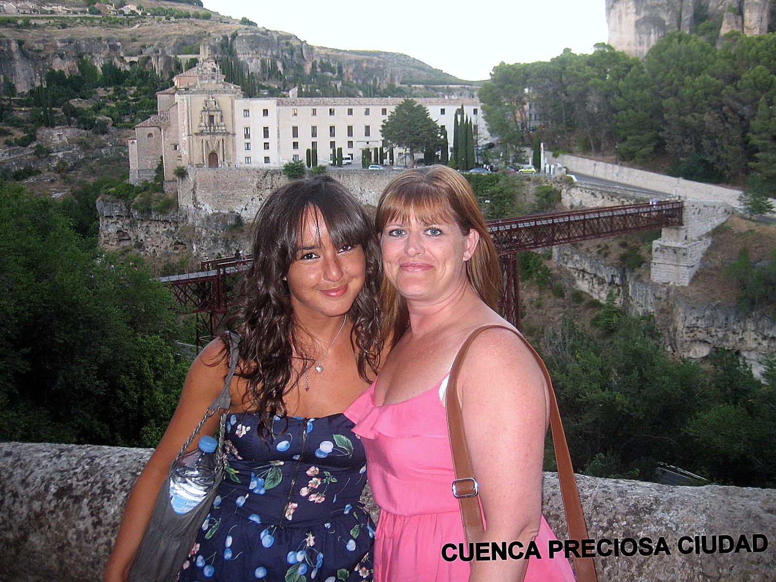 De visita en Cuenca