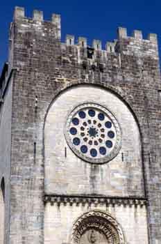Iglesia de San Nicolás, Portomarín, Lugo