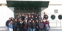 Visita Centro Nacional de Biotecnología. 3